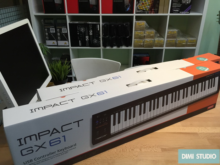 nektar gx61 impact