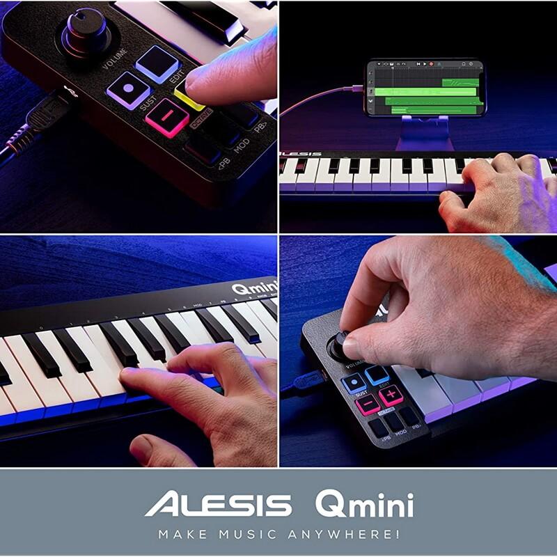 Alesis-Qmini