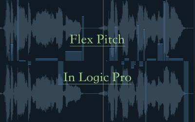 Logic Pro 人聲音準修正器