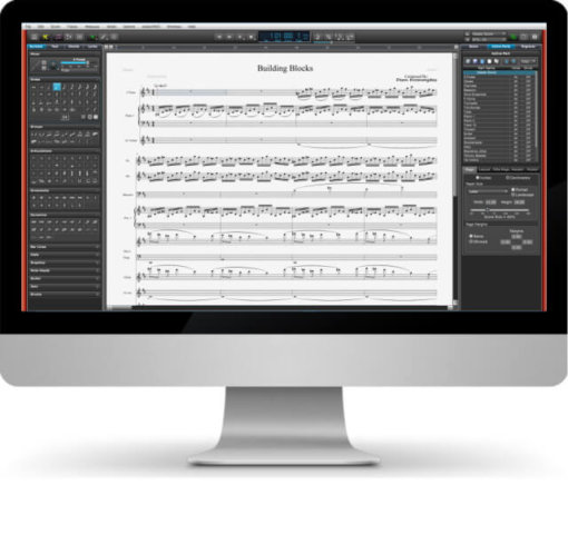 Overture 製譜軟體