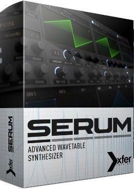 Serum 合成器音色