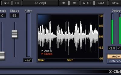 人聲混音系列 – 讓背景乾乾淨淨的降躁手法 X-Noise