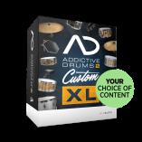 ADDICTIVE DRUMS CUSTOM XL