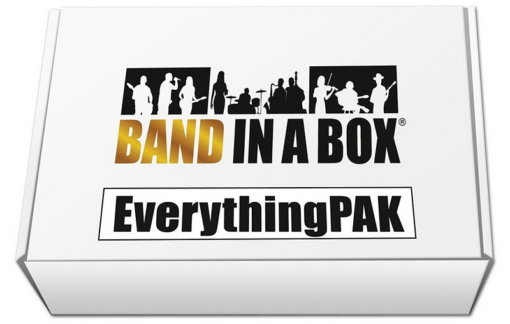 Band in a Box 全自動編曲軟體