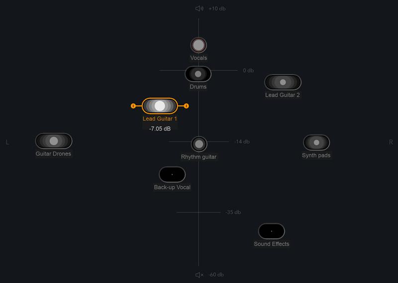 neutron2 visual mixer