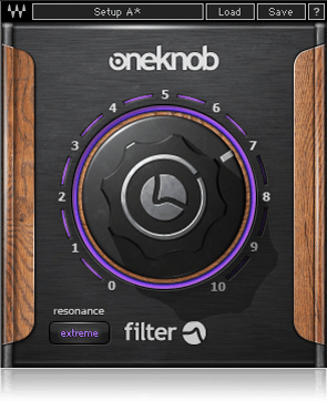 oneknob-filter