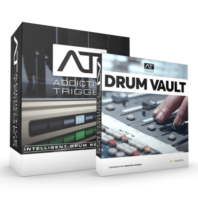 xlnaudio-Addictive-Trigger-Drum-Vault-Bundle