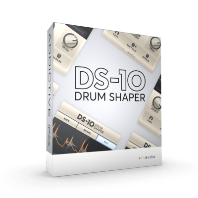 xlnaudio-DS-10-Drum-Shaper