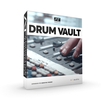xlnaudio-Drum-Vault